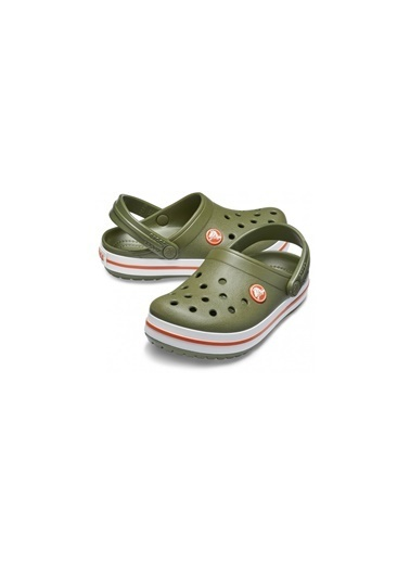 Crocs Crocband Clog 2045373Tb Çocuk Terlik Yeşil